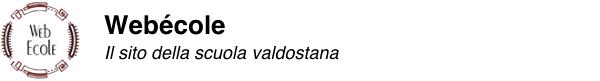 Logo Webécole
